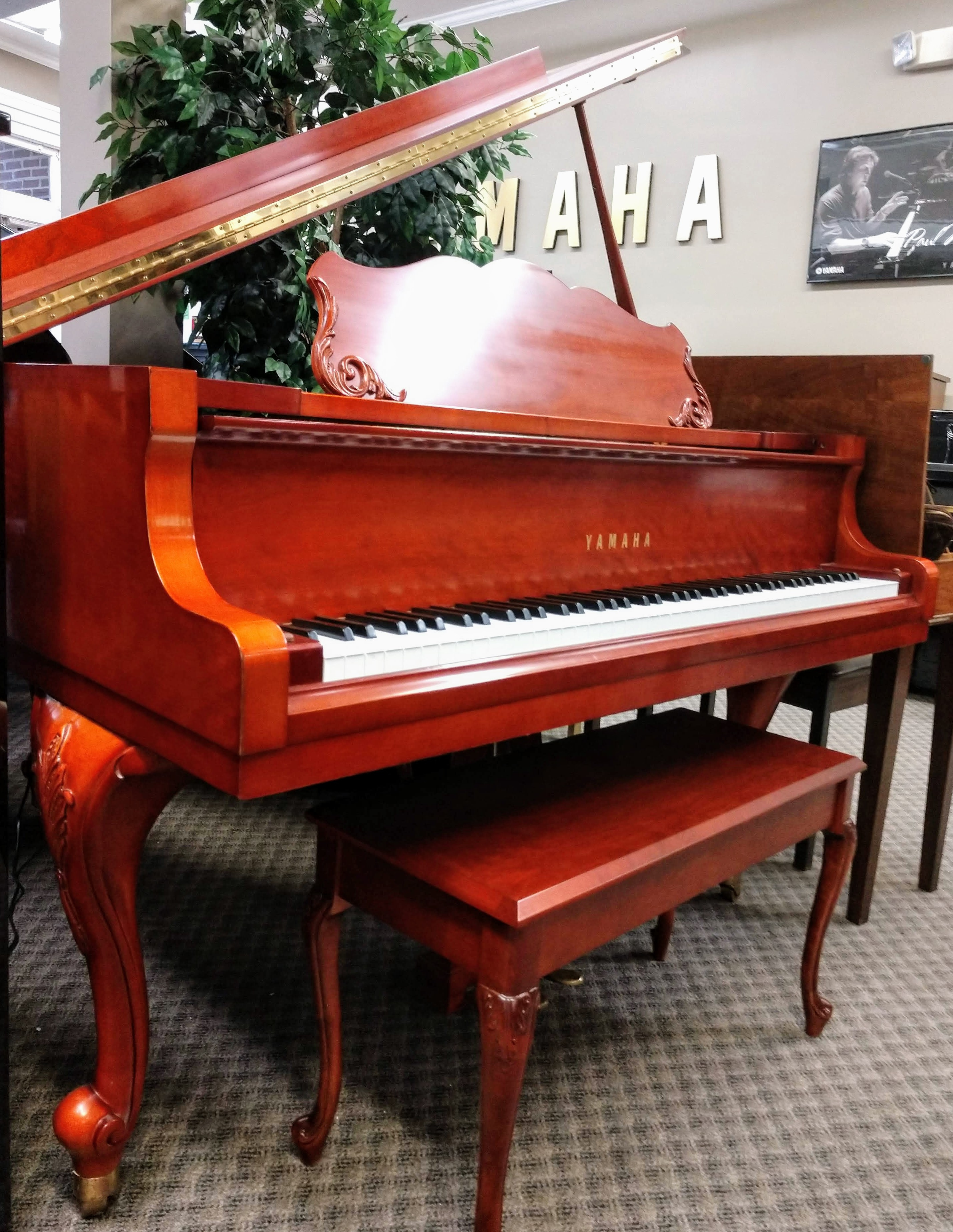 Yamaha GH1 French Provincial