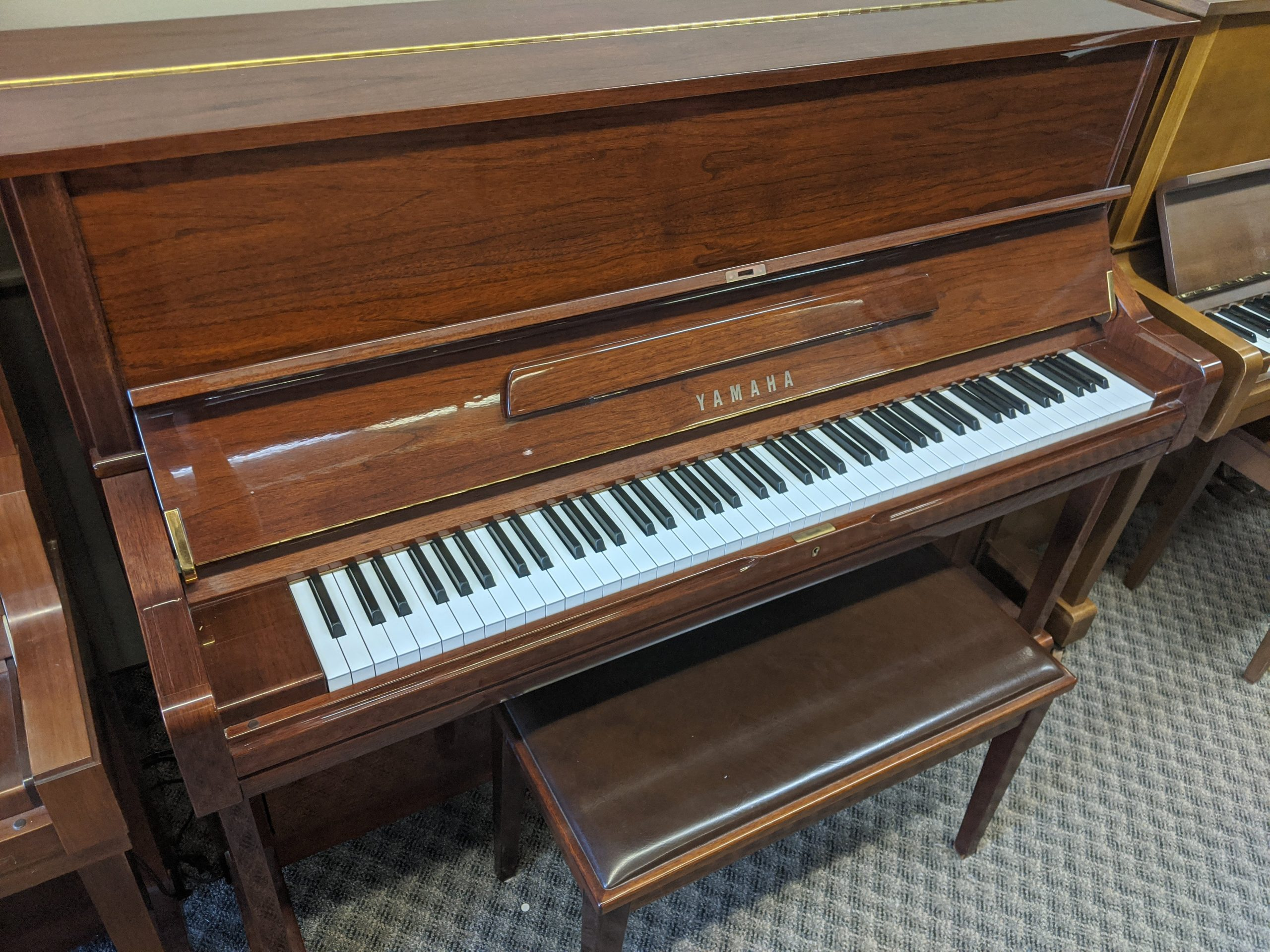 SOLD Yamaha U1