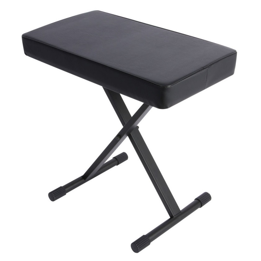X-style folding bench, 4-position, 23″ wide