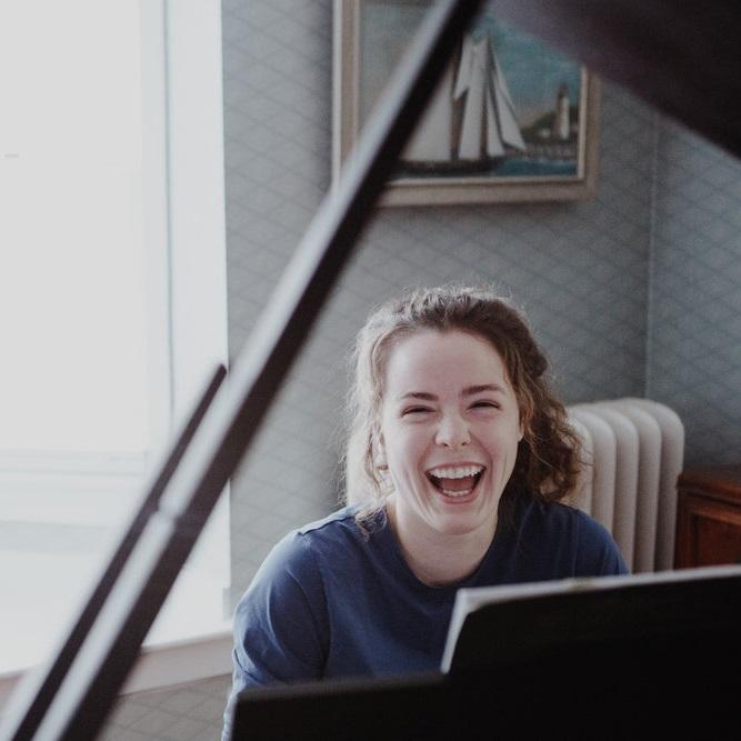 Piano with Clara